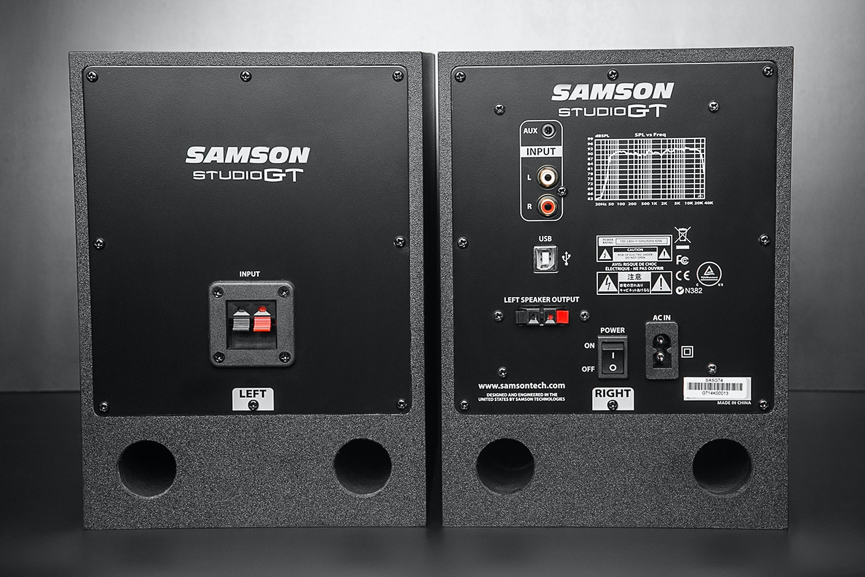 Samson GT Studio Monitor Pair