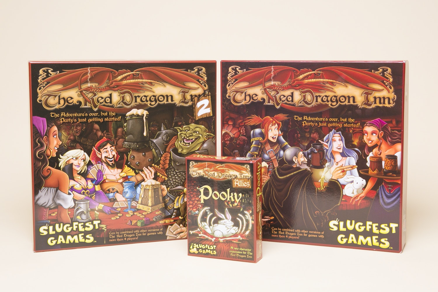 Red Dragon Inn Bundle