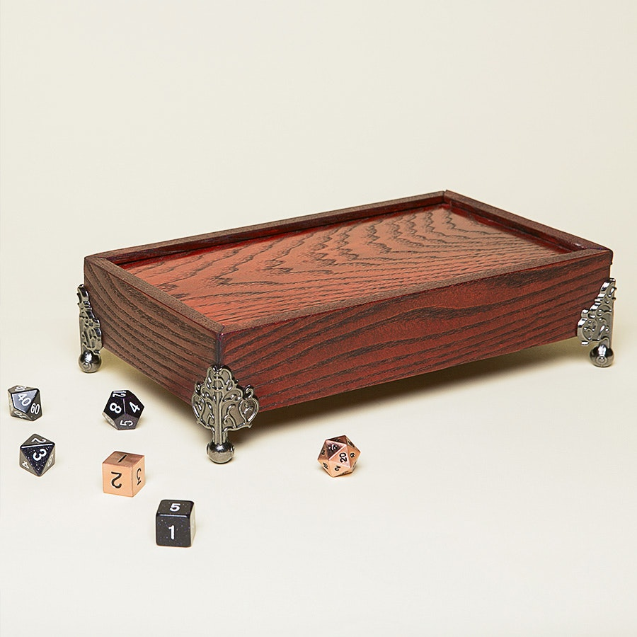 Dog Might Dice Chest