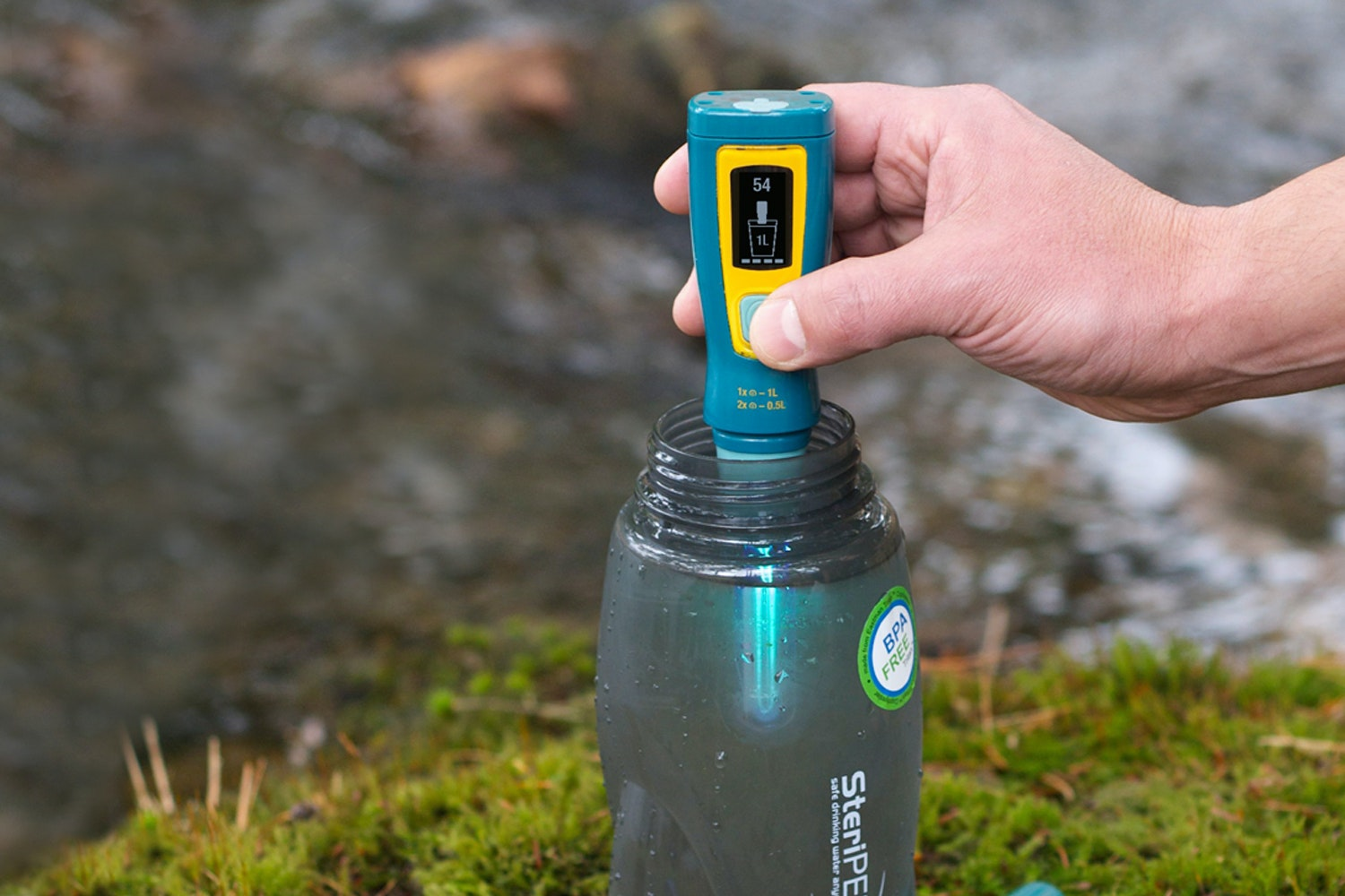 Steripen Ultra UV Water Purifier