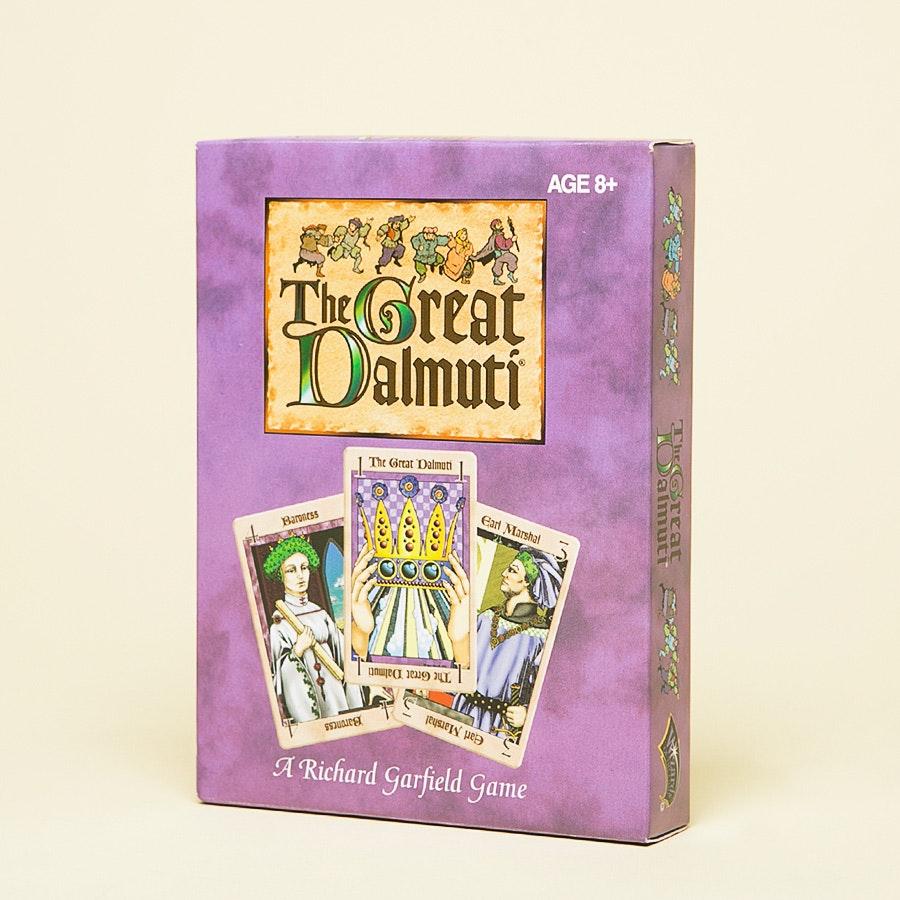 The Great Dalmuti Card Game