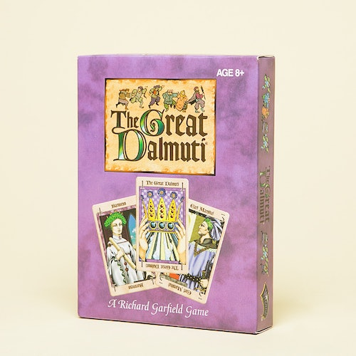 the great dalmuti card game instructions