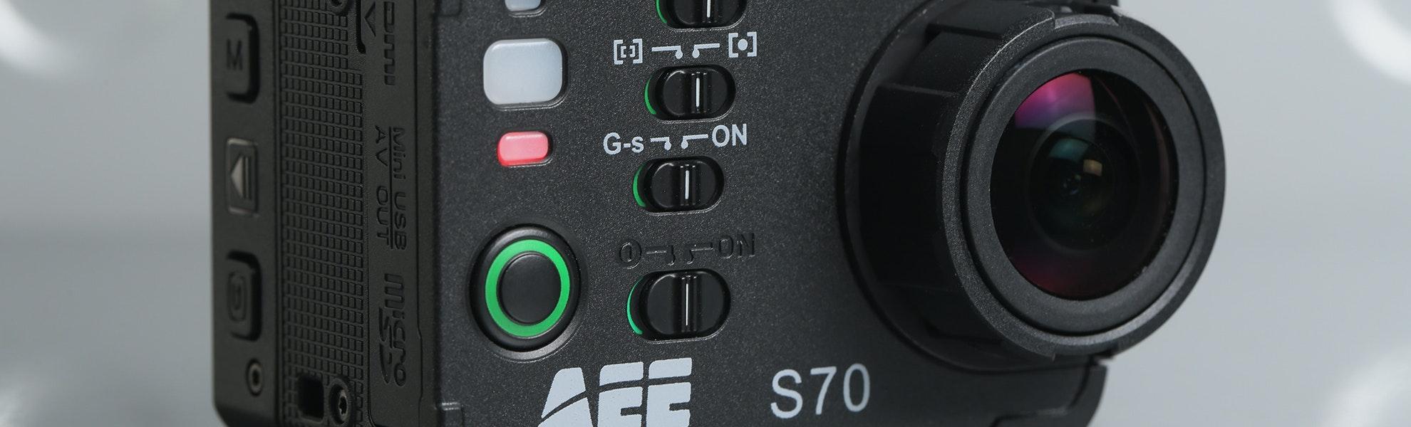 AEE S70 Waterproof Action Camera