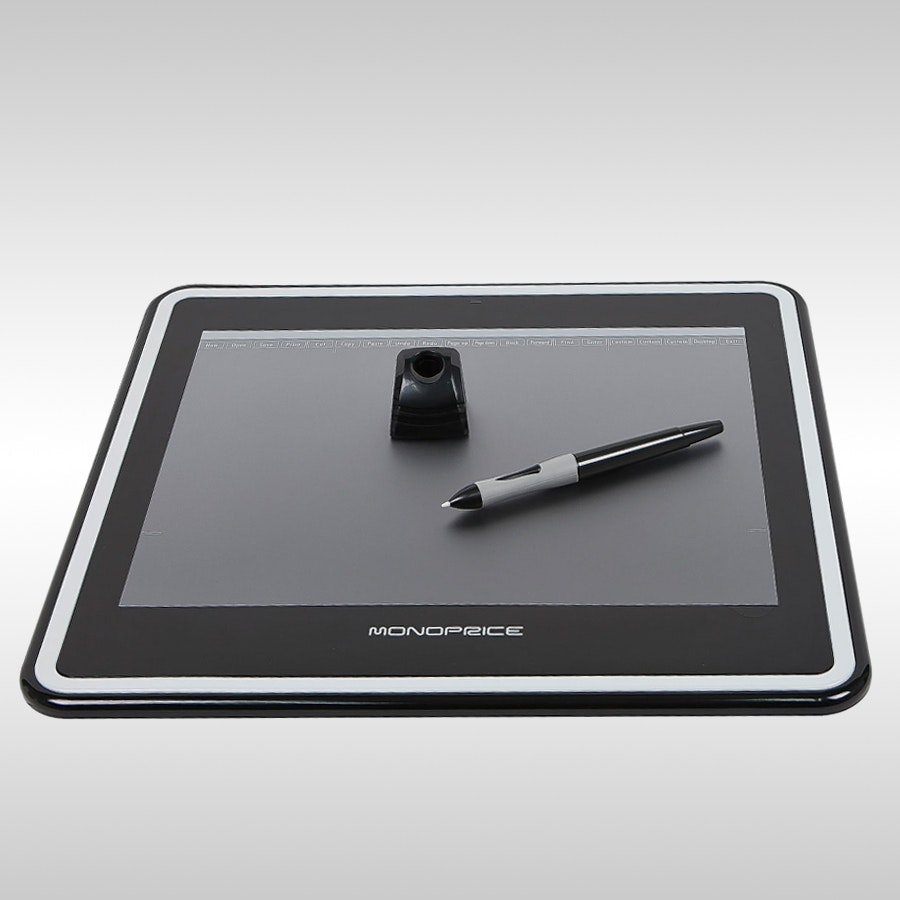 "Monoprice 12"" x 9"" Graphics Drawing Tablet"