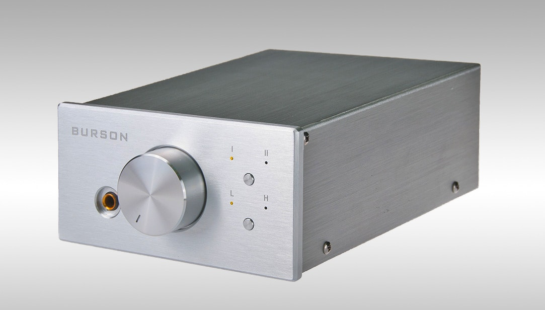 Burson Audio Soloist SL Headphone Amp