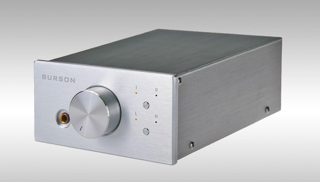 Burson Audio Soloist SL Headphone Amp
