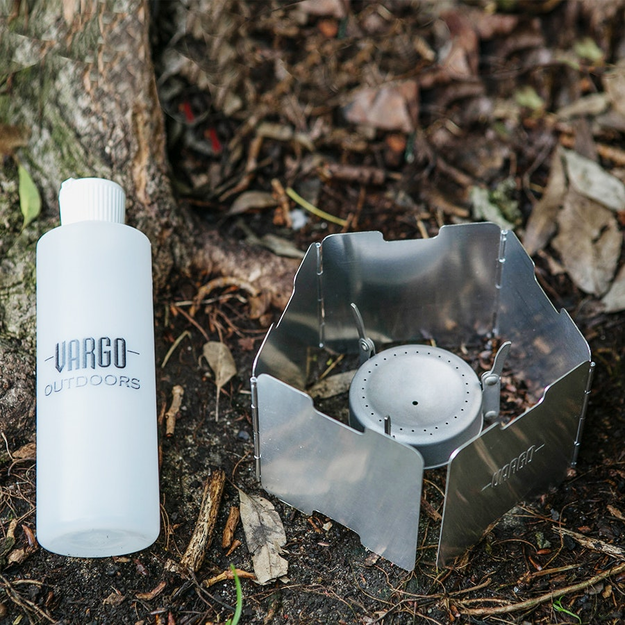 Vargo Triad Stove Bundle
