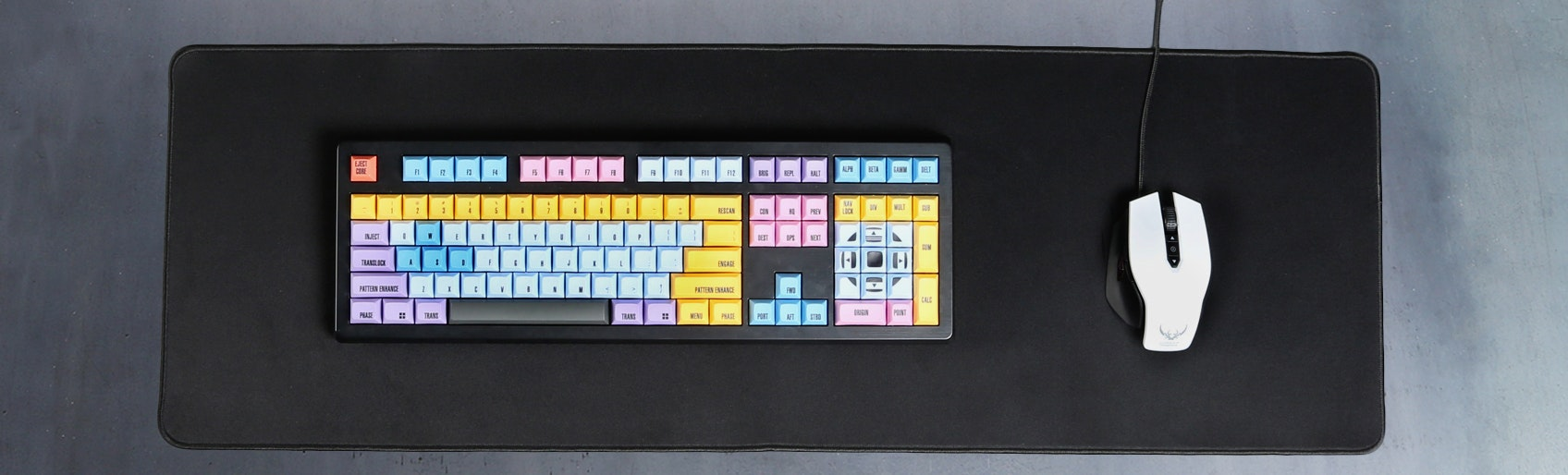 Superwide Desk Mat