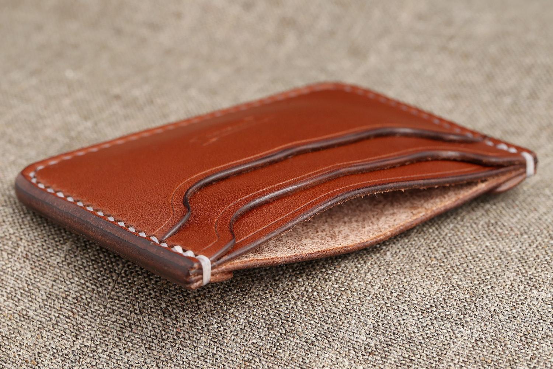 Branch & Wilder Card Holder