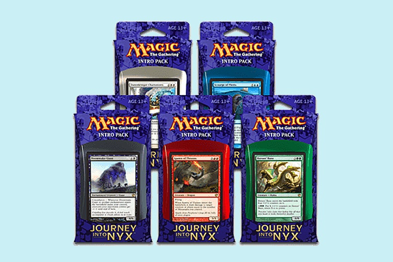 Journey Into Nyx Intro Deck (5-Pack)