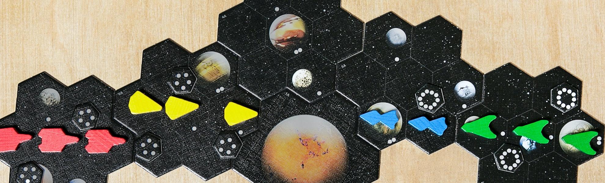 Pocket Imperium Game