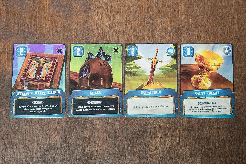 Warehouse 51 Card Game