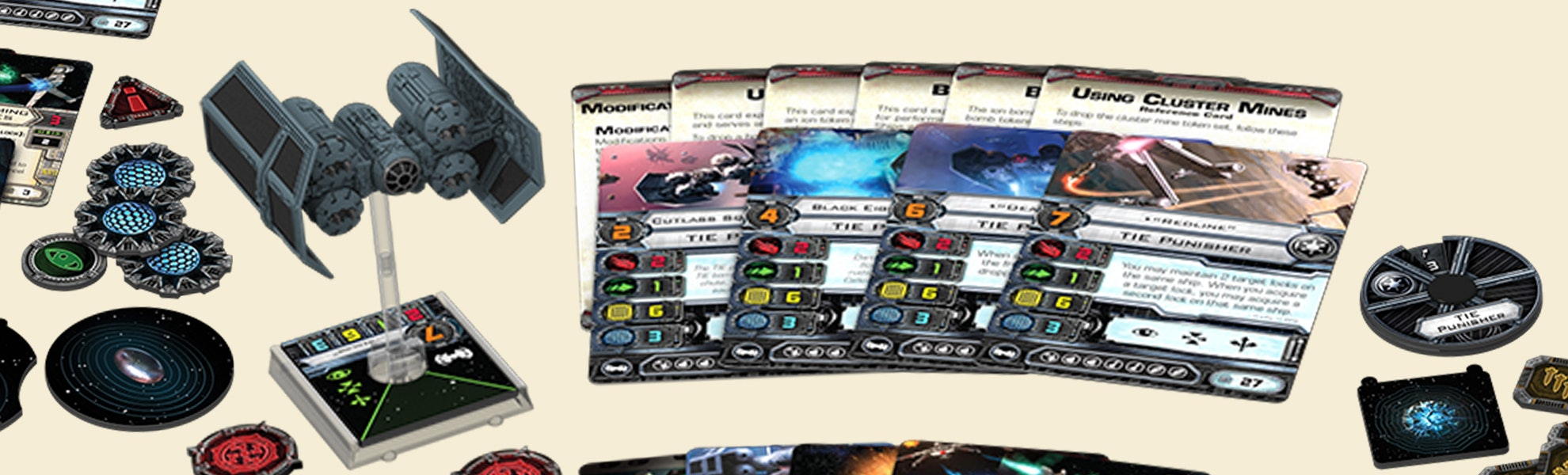 Star Wars X-Wing Wave 7 Expansions (4-Pack)
