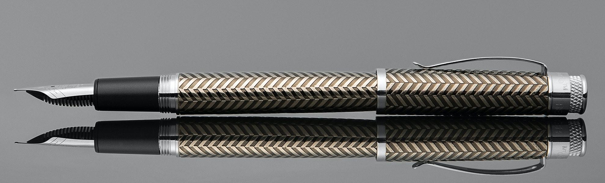 Retro 1951 Tornado Fountain Pen - Custom Edition