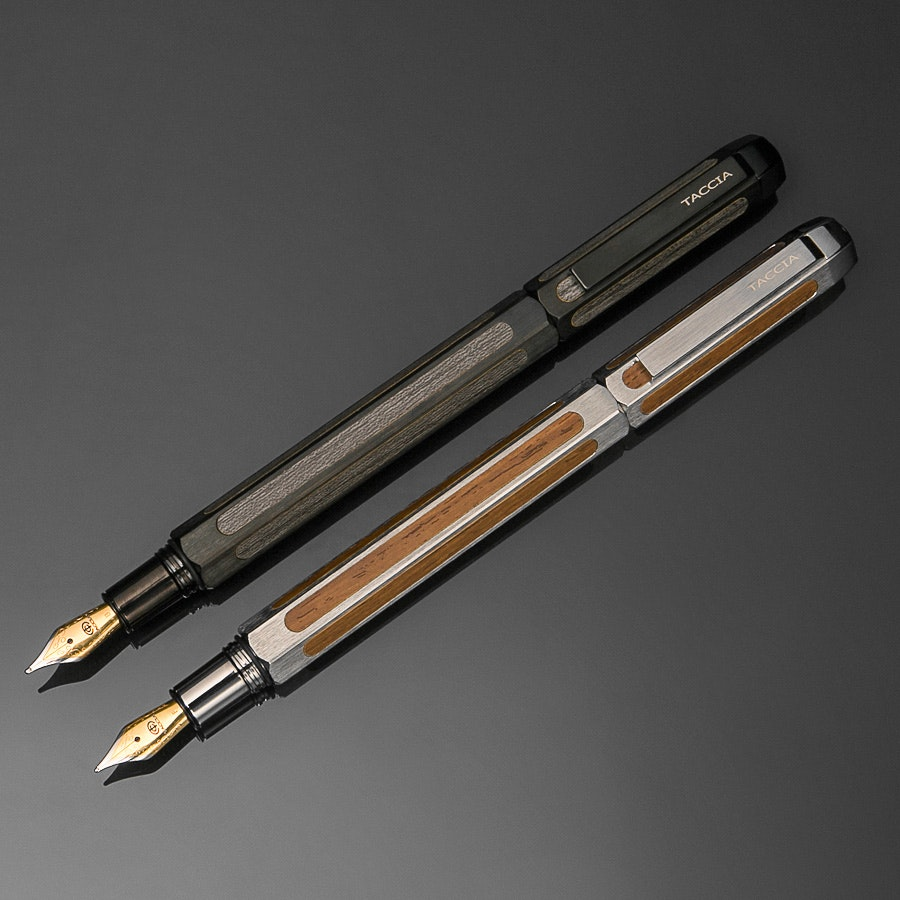 Taccia Timeless Collection Fountain Pen
