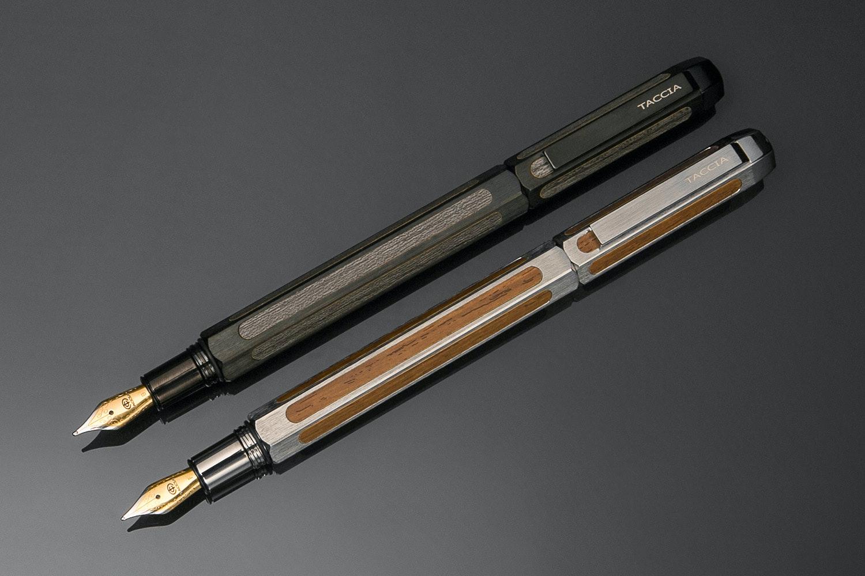 Taccia Timeless Collection Fountain Pen