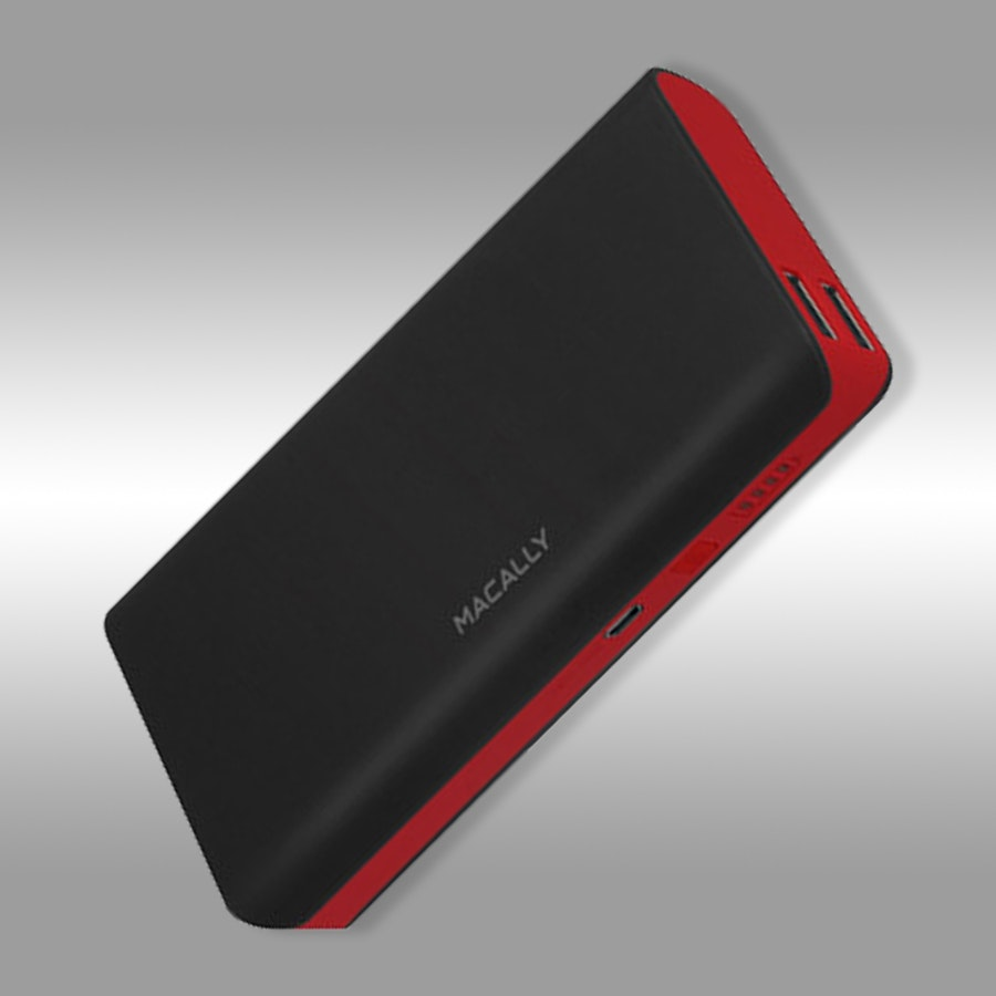 Macally 13,000mAh Multi-Device Dual USB Power Bank