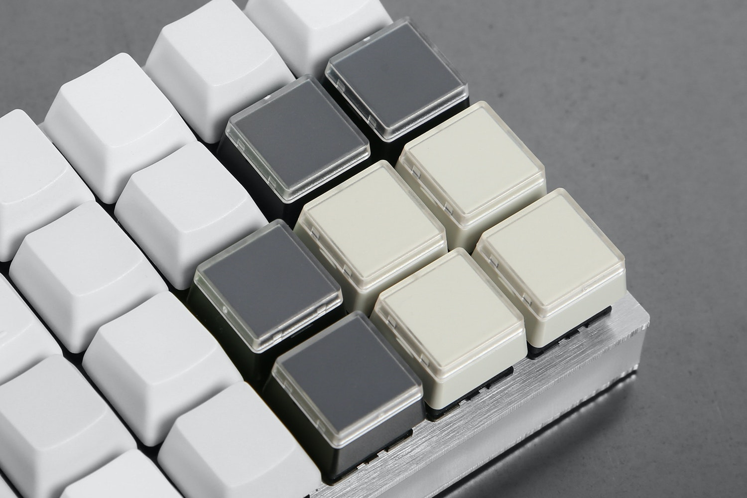 Re-legendable Keycaps (2-pack)