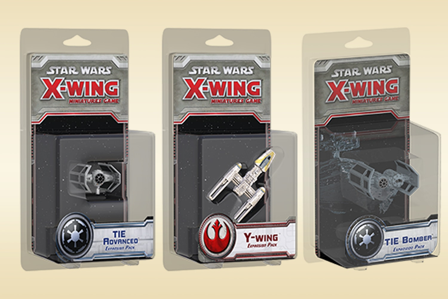 Star Wars X-Wing Bundle (4-Pack)