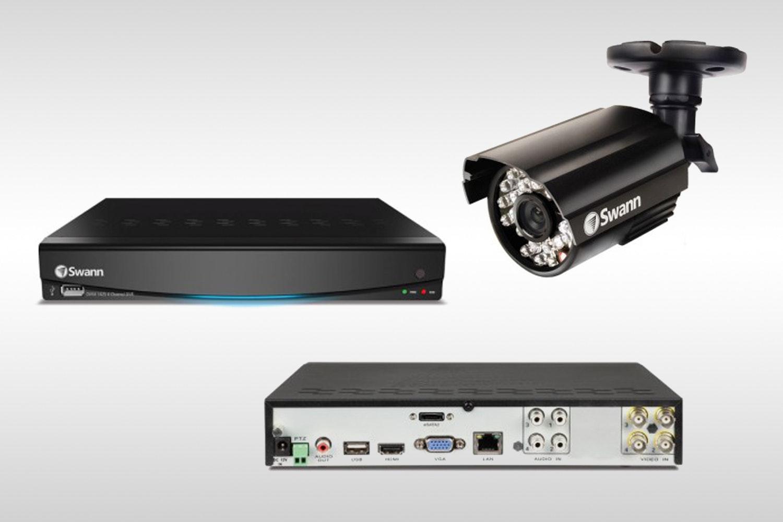 Swann 4-Channel DVR Surveillance System