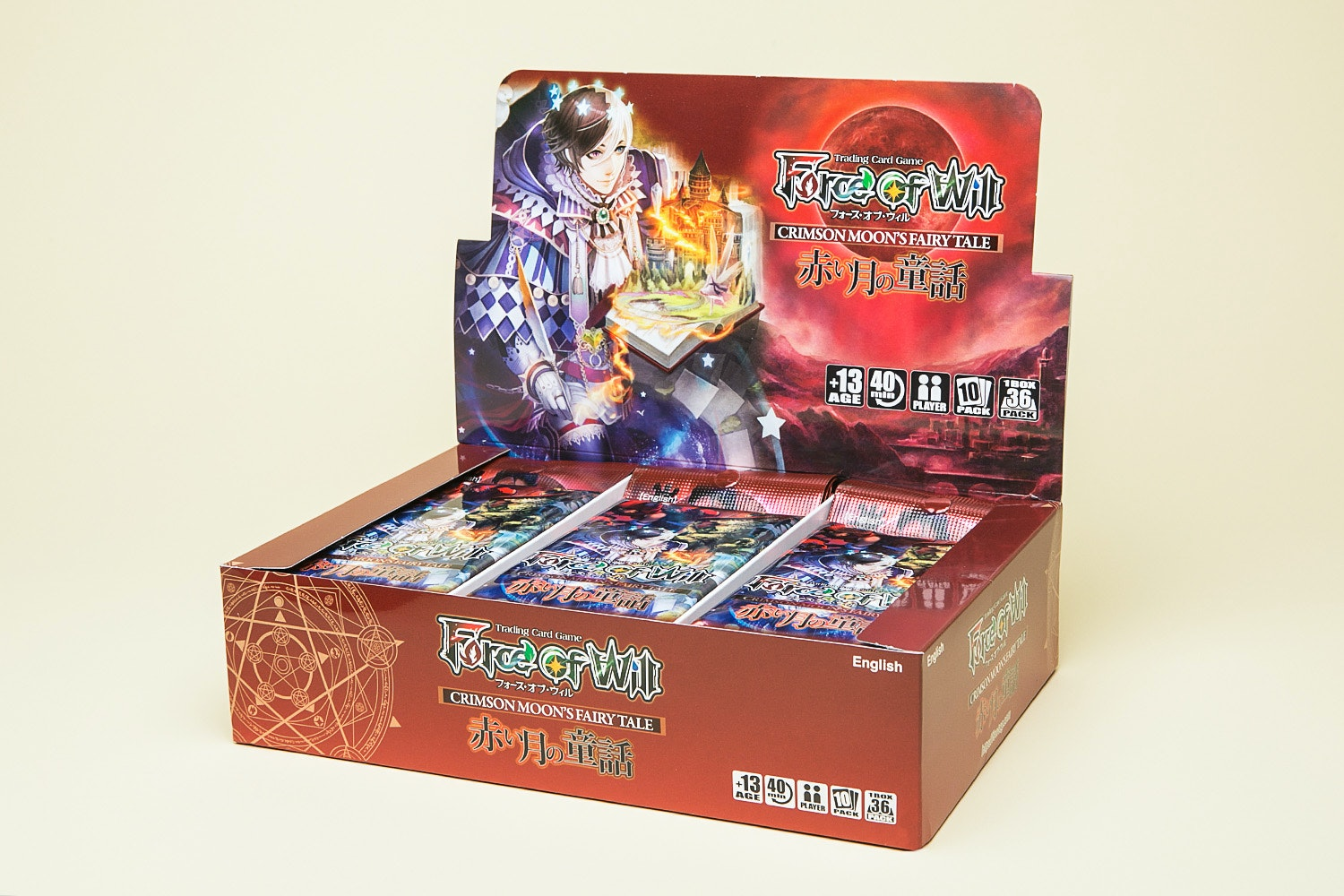 FoW: Crimson Moon's Fairy Tale Booster Box