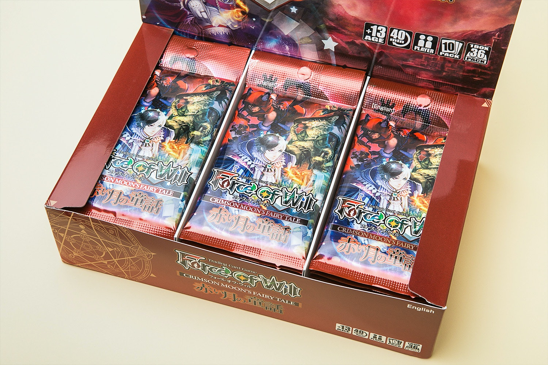FoW: Crimson Moon's Fairy Tale Booster Box