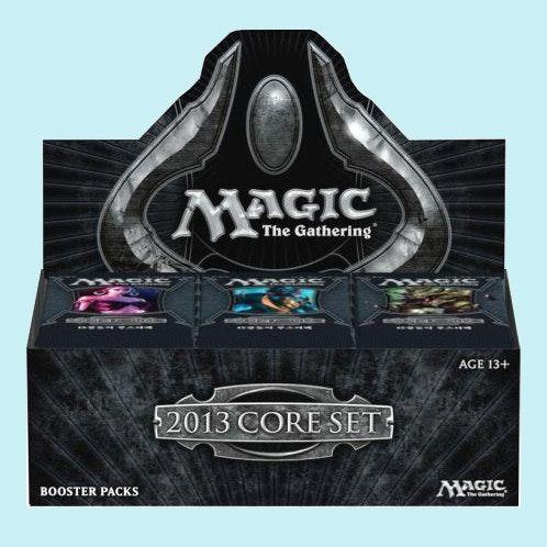 Magic 2013 Core Set Booster Box