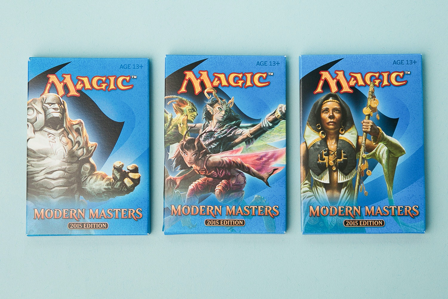 Modern Masters 2015 Booster Bundle + Sleeves