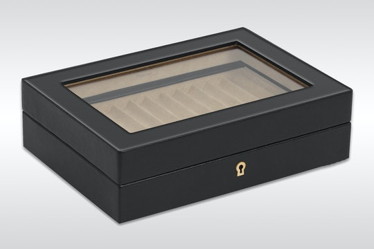 WOLF 1834 Custom Display Case for 24 Pens