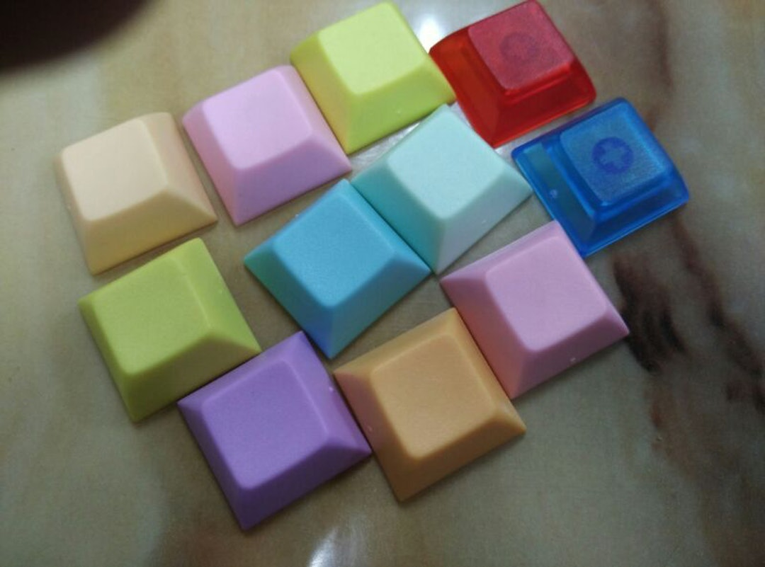 NPKC PBT Keycaps