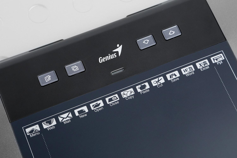 "Genius 5"" x 8"" Graphics Tablet & Mouse"