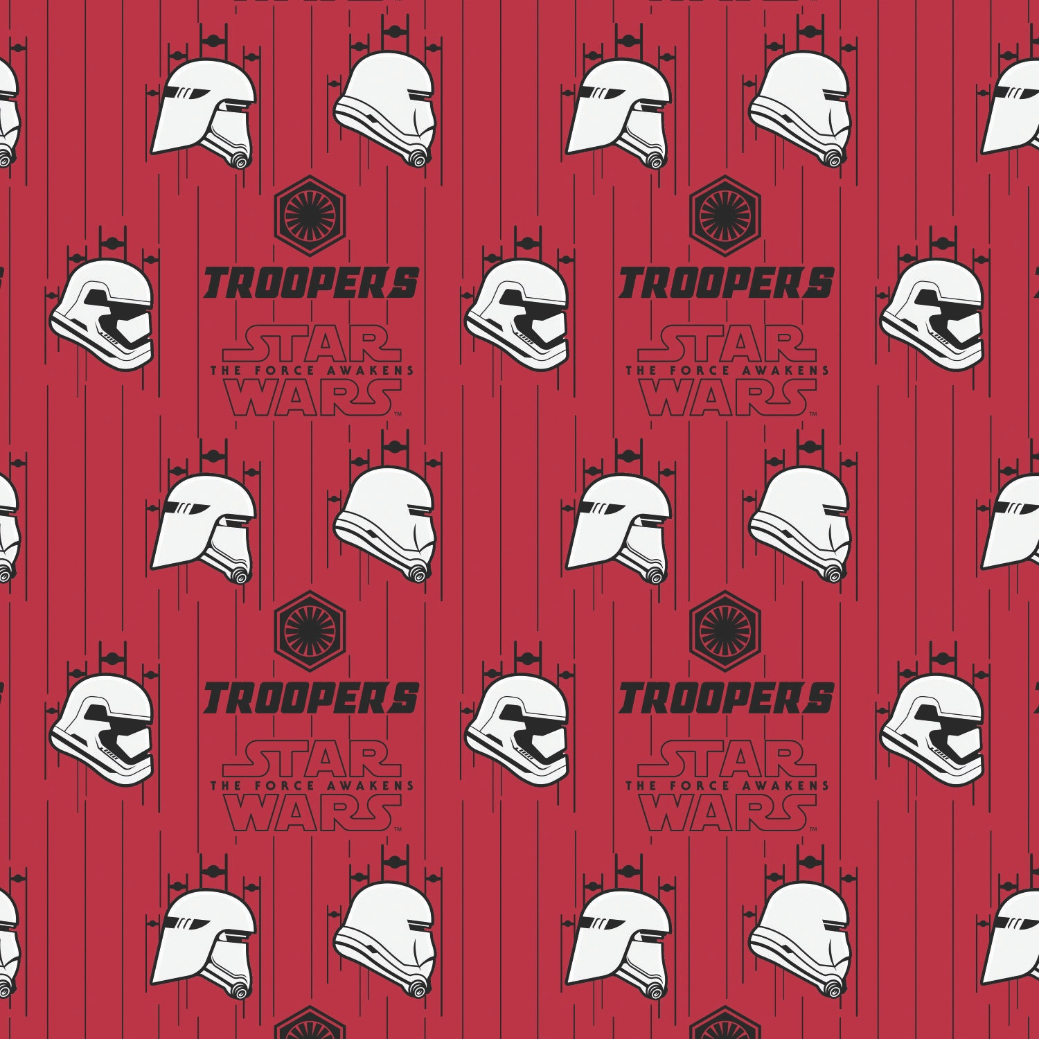 Troopers - Red