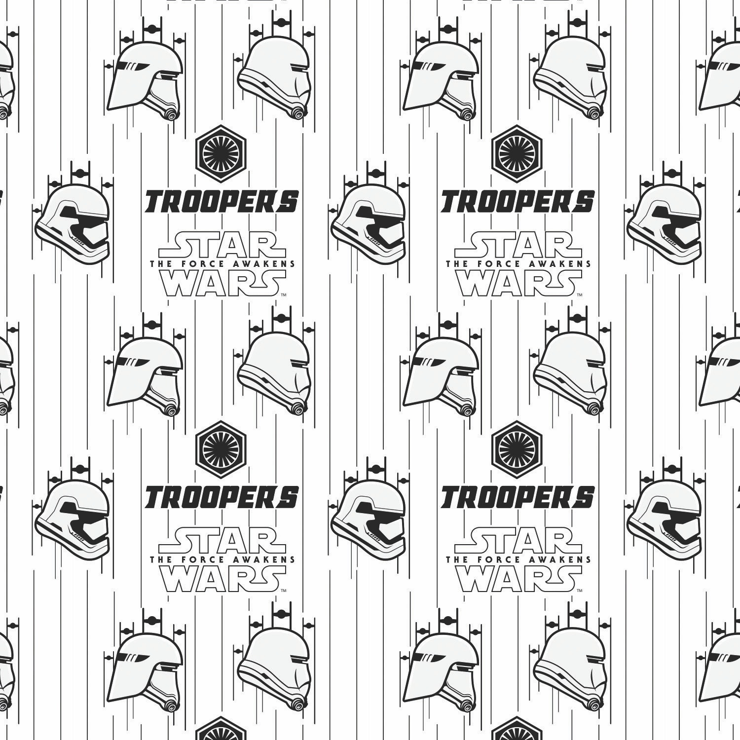 Troopers - White