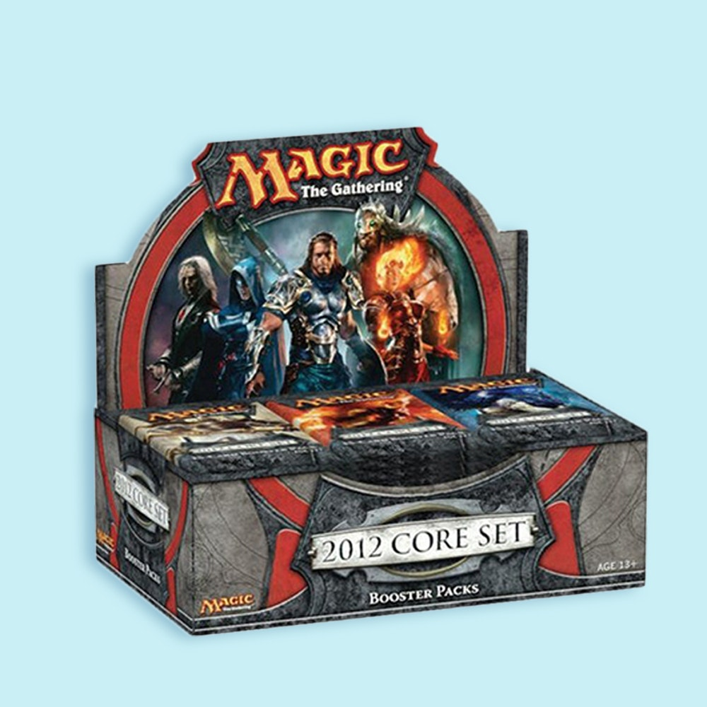 Magic 2012 Core Set Booster Box
