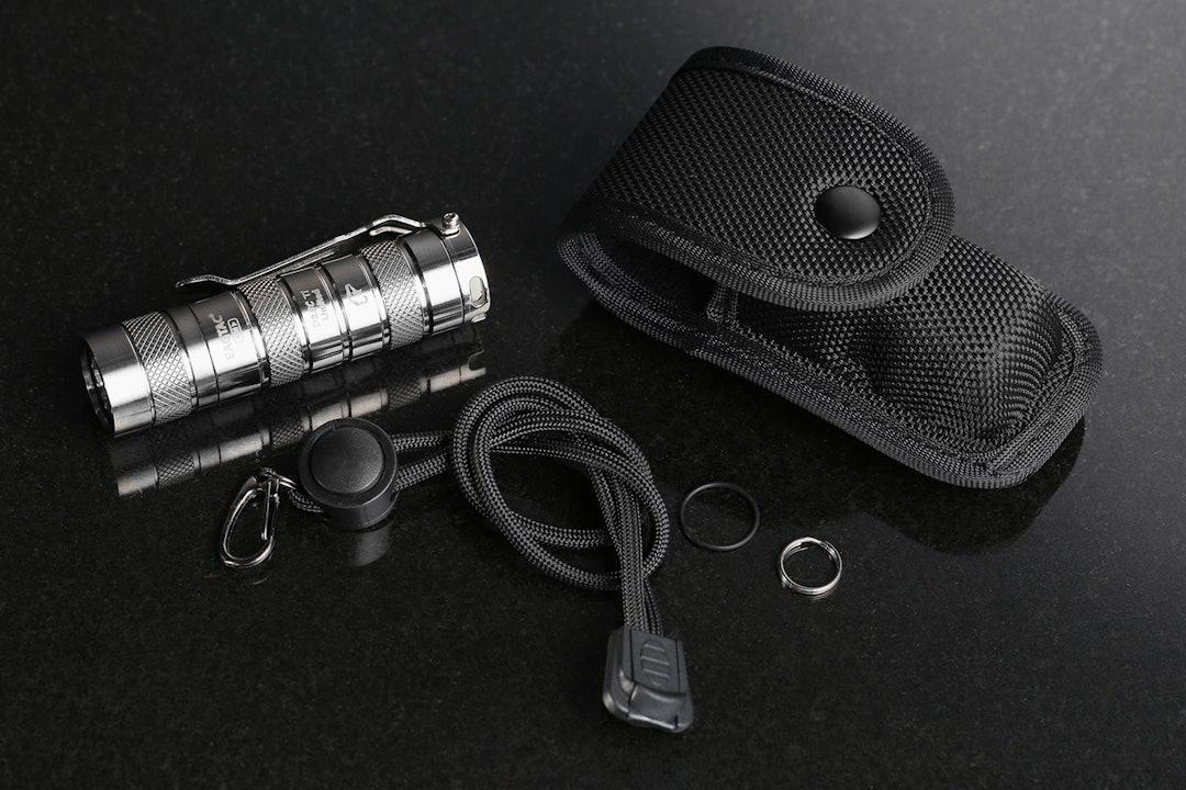EagleTac D25C Ti Flashlight