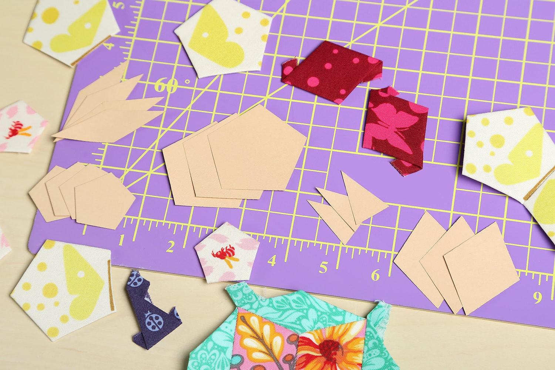 La Passacaglia Complete Paper Piecing Bundle