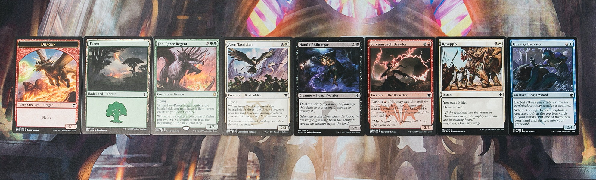Dragons of Tarkir Booster (9-Pack)