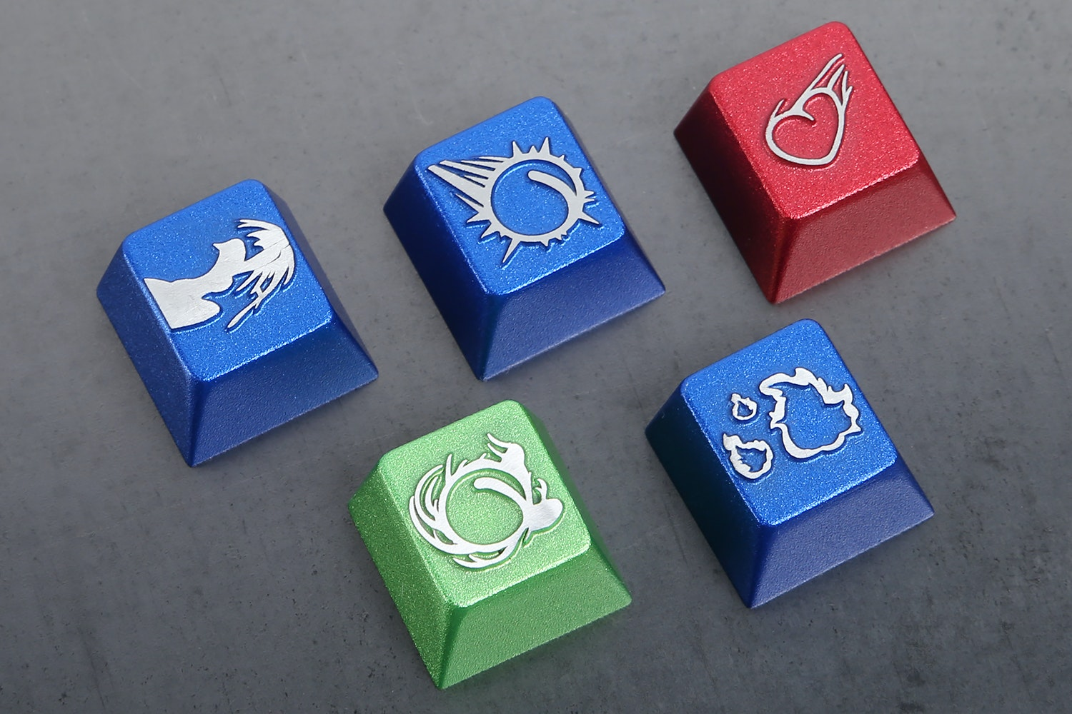 League of Legends Ahri Keycaps