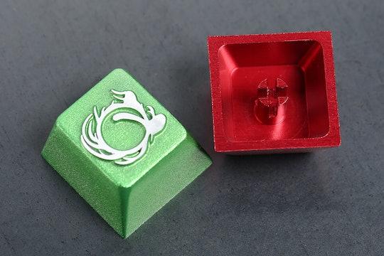 League of Legends Ahri Keycaps