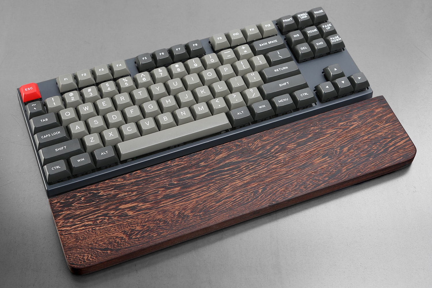Royal Glam Hardwood Wrist Rests