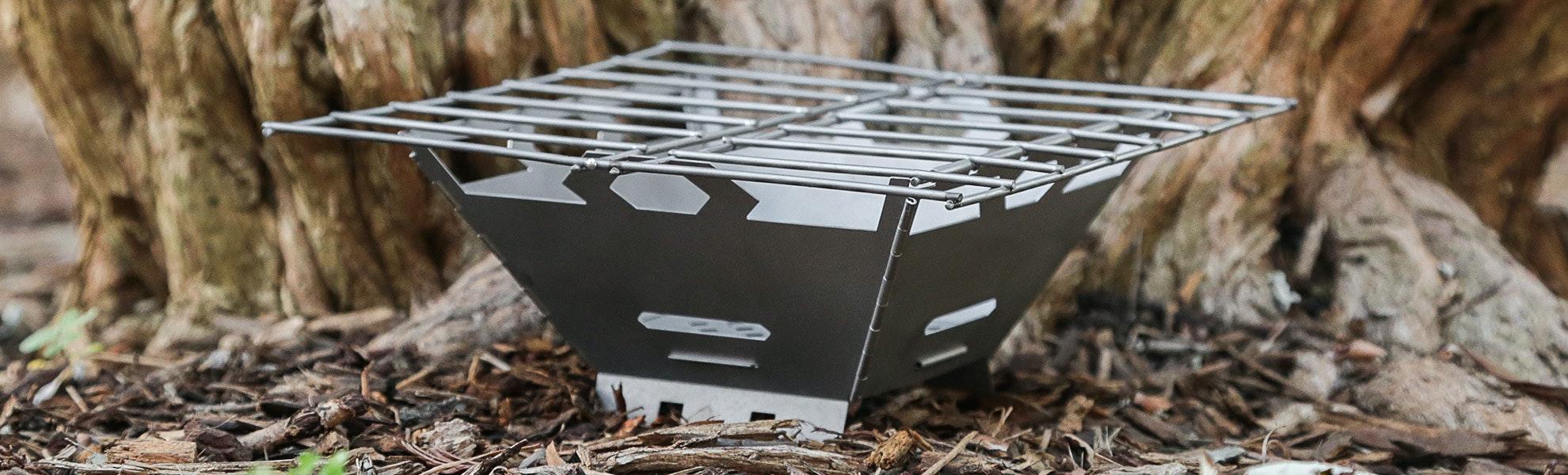 Vargo Fire Box Grill