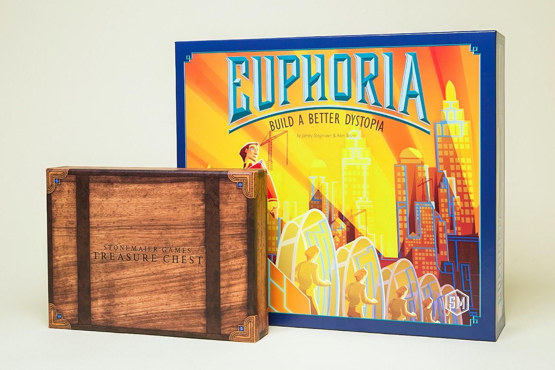 Euphoria: Build a better Dystopia + Treasure Chest