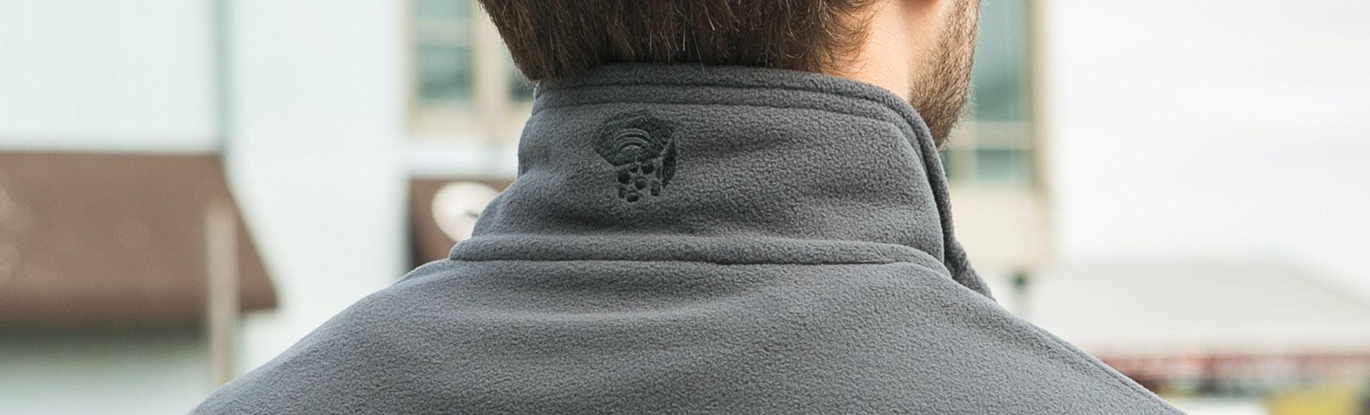Mountain Hardwear Microchill Zip Tee