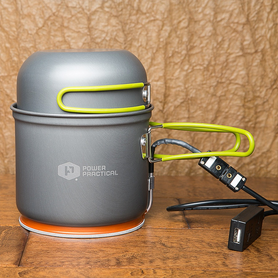 Power Practical PowerPot 5