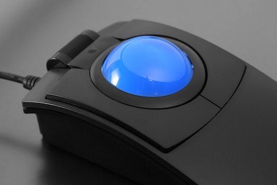 CST Laser Trackballs
