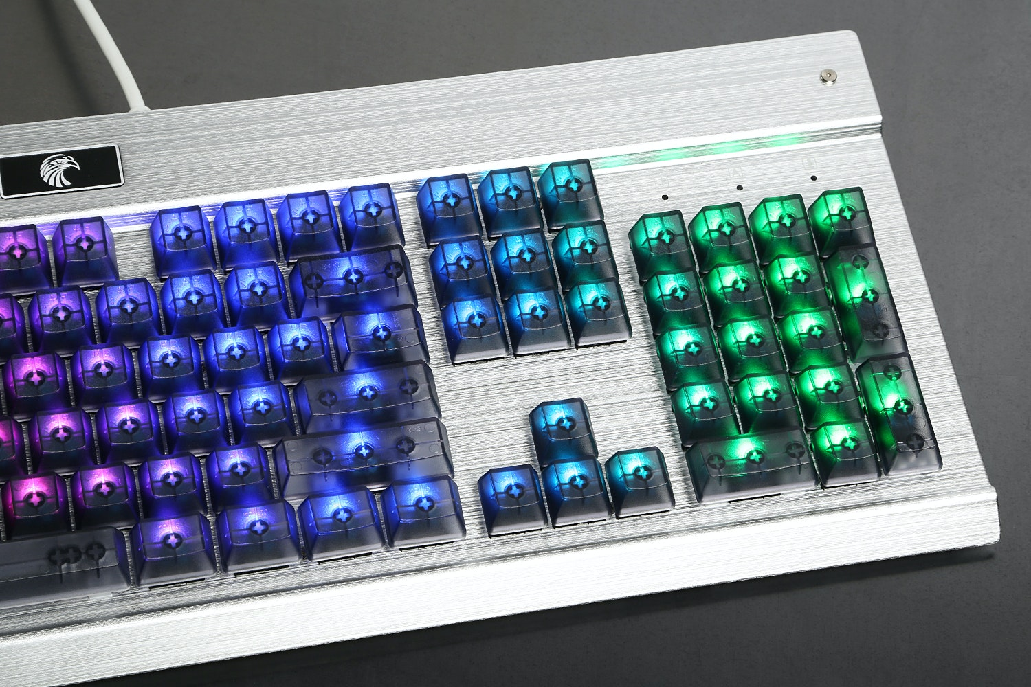 ABS Clear Keycaps