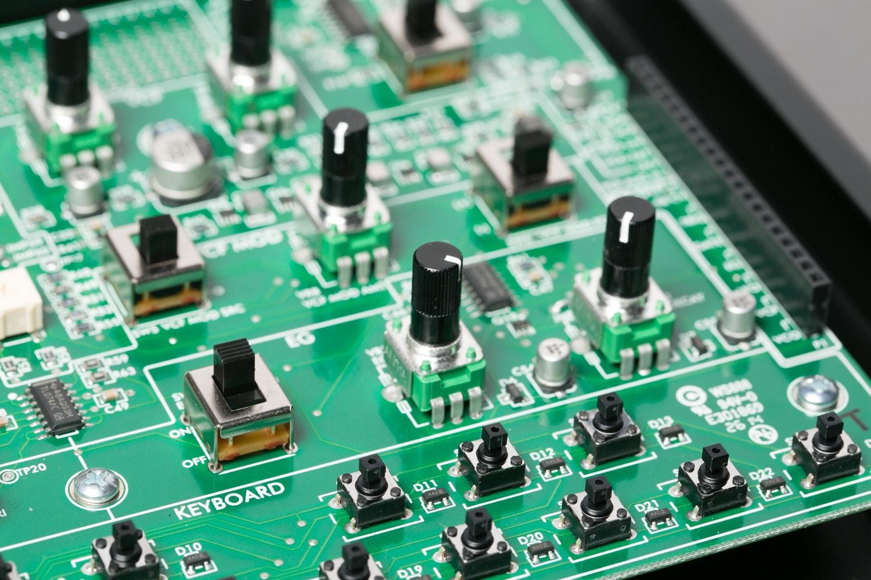 Moog Werkstatt DIY Synth