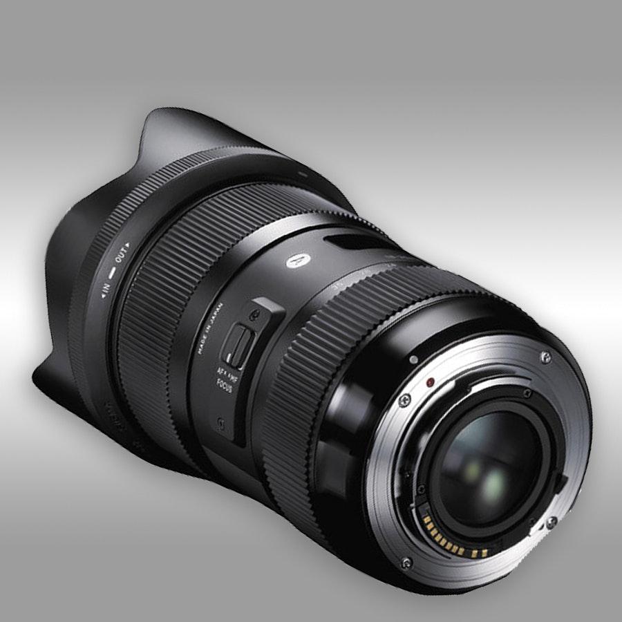 Sigma 18-35mm f/1.8 DC HSM Art Lens (Nikon)