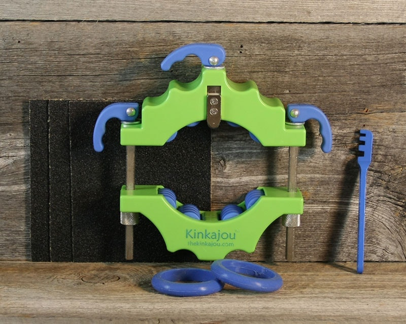 Kinkajou Bottle Cutter Standard Kit Fresh Green (Green/Blue)
