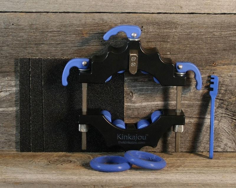 Kinkajou Bottle Cutter Standard Kit Deep Black (Black/Blue)